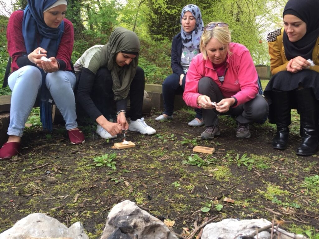Resettlement Programmes survivalist retreat